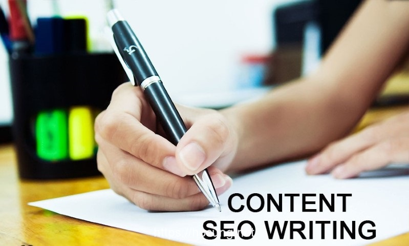 content seo writing