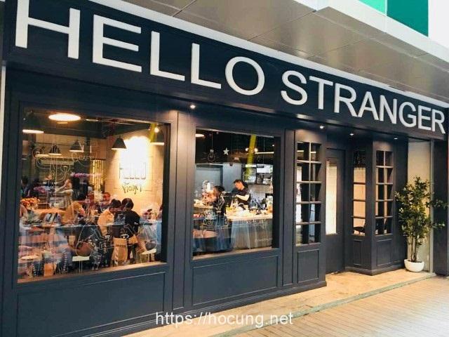 Hello Stranger Cafe