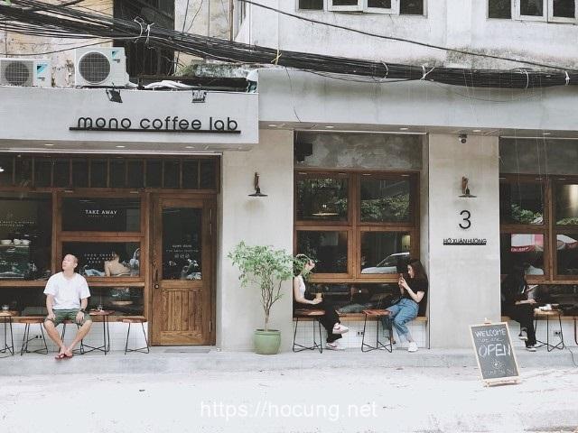 Mono Lab Coffee