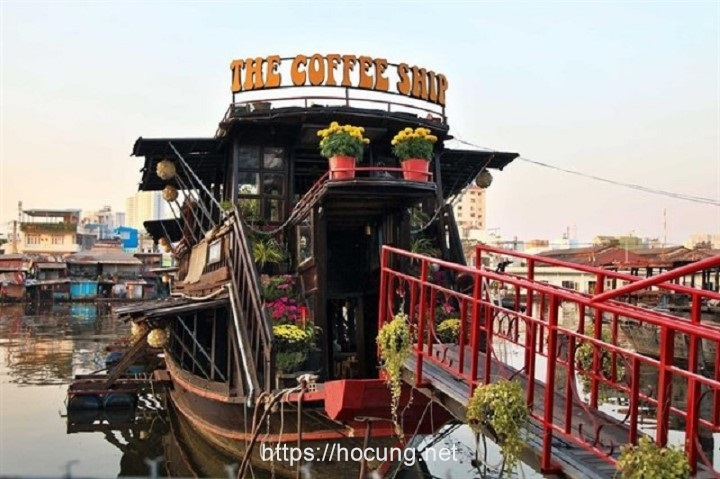 The Coffee Ship