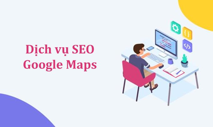 dich vu seo google maps