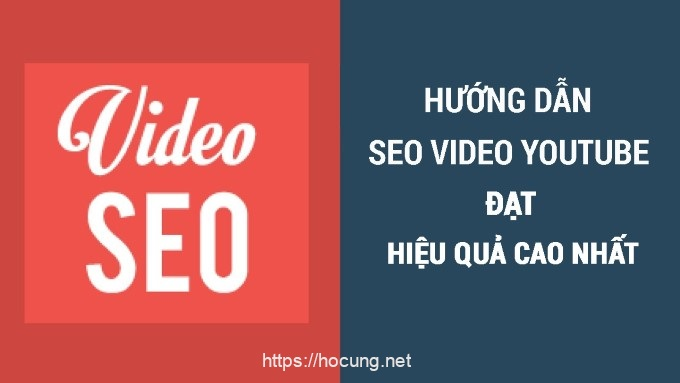 seo youtube